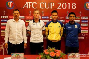 Đón tiếp Tampines Rovers, HLV Đức Thắng trao cơ hội cho cầu thủ trẻ