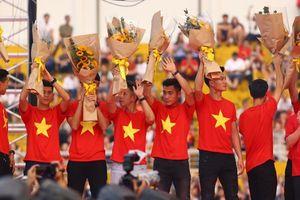 VFF nói gì về 'sai lệch' 500 triệu đồng ở mức thưởng A của U23 Việt Nam?
