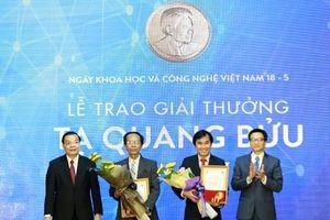 Việt Nam có hai nhà khoa học trong top 100 nhà khoa học xuất sắc nhất Châu Á năm 2018