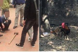Thái độ lạnh lùng đến rợn người của nghi phạm sát hại em trai và hàng xóm ở Bắc Giang