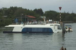 Vụ tàu cao tốc tràn nước ở Cần Giờ: Phát hiện vết thủng dưới thân tàu