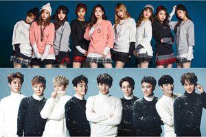 BXH giá trị thương hiệu tháng 4: EXO, TWICE đồng loạt 'văng' khỏi top 3