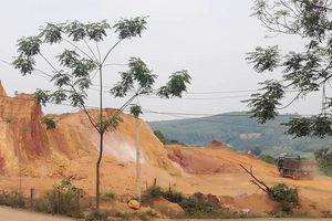 Phú Thọ: 'Ăn cắp' tài nguyên giữa ban ngày, chính quyền không thấy?