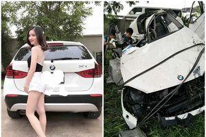 Nữ diễn viên Thái Lan qua đời vì tai nạn giao thông