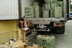 CSGT bắt vụ vận chuyển 5 tấn pháo điện