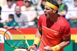 Nadal lập kỷ lục tại Davis Cup khi hạ Zverev