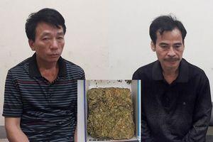 Nghệ An: Kiểm tra xe tải chở gỗ phát hiện có cả hồng phiến