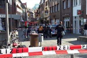 Cảnh sát Đức xác định động cơ vụ đâm xe ở Muenster