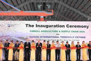 Có kho khủng 80.000 tấn, Cargill sẽ cung ứng 3 triệu tấn nông sản/năm