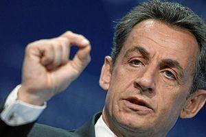 Nicolas Sarkozy Tổng thống bị tạm giam