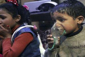 Tấn công hóa học ở Syria: Ám ảnh kinh hoàng của các nạn nhân