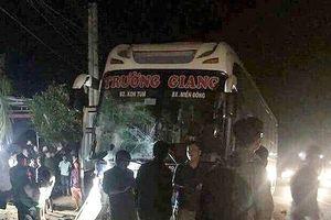 Xác minh hạn kiểm định xe cứu thương và xe khách va chạm làm 3 người tử vong