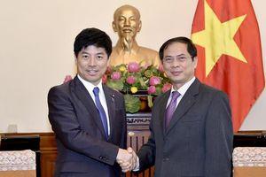Thúc đẩy triển khai hợp tác kinh tế Việt Nam - Nhật Bản