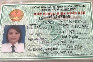 Bà Đặng Tuyết Nhung có phải là 'đồng phạm' trong vụ án lừa đảo 'rúng động' Sơn La?