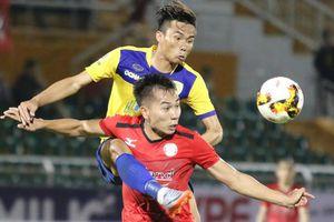 Nhọc nhằn thắng Đồng Tháp, TP.HCM tái đấu SLNA ở Cup Quốc gia