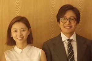 Vợ Bae Yong Joon đã sinh con gái thứ hai