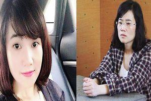 Nữ quái xinh đẹp chiếm đoạt hơn 50 tỉ tại Eximbank Đô Lương chuẩn bị hầu tòa