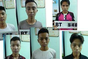 Hai nhóm thanh thiếu niên hỗn chiến chỉ vì tin nhắn 'mùi mẫn' trên điện thoại