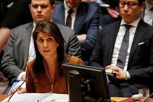 Mỹ muốn 'bỏ qua' LHQ để hành động chống Syria, Nga cảnh báo hậu quả