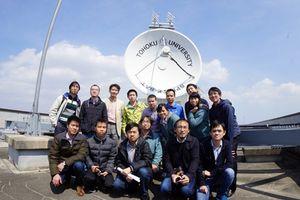 Việt Nam tham gia chế tạo chùm vệ tinh cùng 8 quốc gia