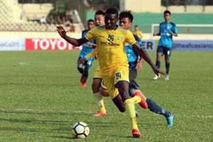 Toàn cảnh chiến thắng 2-1 của SLNA trước Tampines Rovers FC