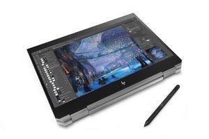 HP ZBook Studio x360 dành cho người làm việc sáng tạo với kiểu dáng gập ngược