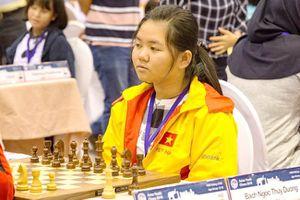 Đạt 7 HC vàng, cờ vua Việt Nam thắng lớn ở giải cờ vua trẻ châu Á