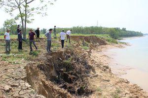 Thanh Hóa: Sẽ xử lý triệt để nạn cát tặc trên địa bàn xã Thiệu Đô