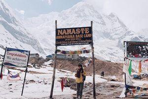 Kinh nghiệm đáng giá khi khám phá Nepal trong 13 ngày của cô gái 9X