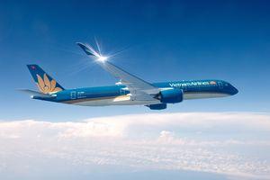 Vietnam Airlines vào top 5 hãng hàng không được yêu thích nhất châu Á