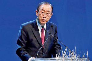 Ông Ban Ki-moon làm Chủ tịch Diễn đàn châu Á Bác Ngao