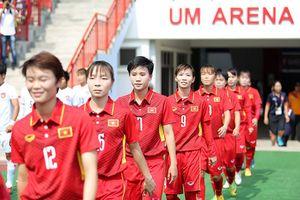 Kết quả trận Việt Nam vs Australia, Asian Cup nữ 2018