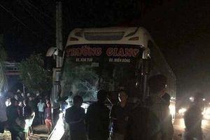 Tai nạn liên hoàn trên đường Hồ Chí Minh, 3 người tử vong