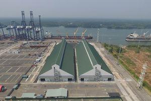 Cargill khánh thành công trình nhà kho cung ứng ngũ cốc và hạt có dầu