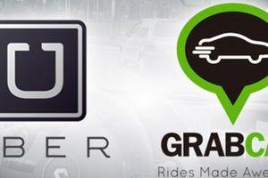 Thương vụ sáp nhập Uber và Grab tại Đông Nam Á đang gặp trục trặc