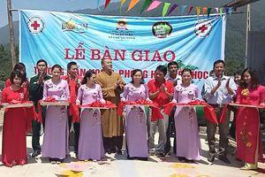 Hơn 1 tỷ đồng xây dựng điểm trường và tặng quà học sinh vùng cao Lai Châu