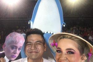 Trò chuyện trực tiếp cùng fan, Katy Perry tỏ ý muốn đến Việt Nam biểu diễn