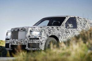 'Hành xác' Rolls-Royce Cullinan bằng thử thách khắc nghiệt cuối cùng