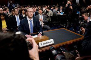 CEO vượt qua phiên điều trần, cổ phiếu Facebook tăng mạnh nhất 2 năm