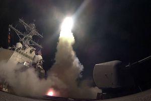 22 mục tiêu ở Syria có thể làm 'mồi ngon' cho tên lửa Tomahawk Mỹ