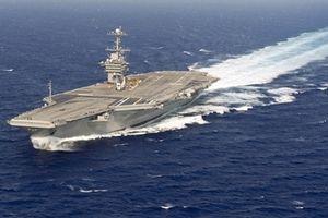 Mỹ điều tàu sân bay Truman đến Trung Đông giữa căng thẳng tại Syria