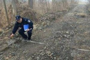 Trung Quốc: 800m đường 'bốc hơi' sau một đêm
