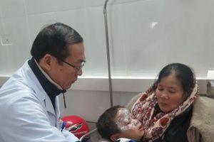 Nổ bình gas kinh hoàng, 7 học sinh tiểu học bỏng nặng