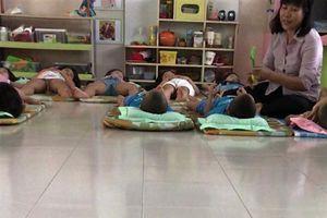 TP.HCM: Đình chỉ lên lớp cô giáo trường mầm non 30/4 bạo hành trẻ