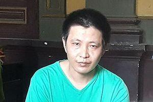 Bóp chết vợ hờ vì hành nghề 'cà phê kích dục'