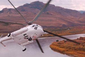 Nga: Trực thăng Mi-8 rơi, 6 người tử vong