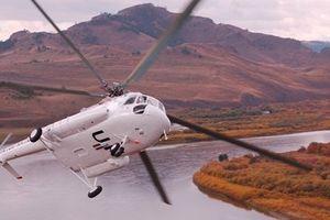 Rơi trực thăng tại Nga, 6 người thiệt mạng
