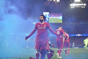 Salah ghi bàn hạ Man City, Liverpool hiên ngang bước vào bán kết Champions League