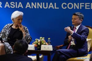 Jack Ma ví von căng thẳng Mỹ - Trung chỉ như bệnh 'cảm cúm', không cần 'hóa trị'