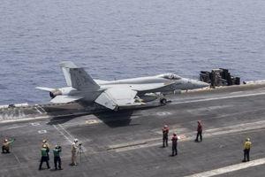 Bế tắc tại Liên Hiệp Quốc, Mỹ đưa tàu sân bay tới Syria